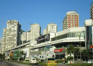 Shopping Fashion Mall no Leblon